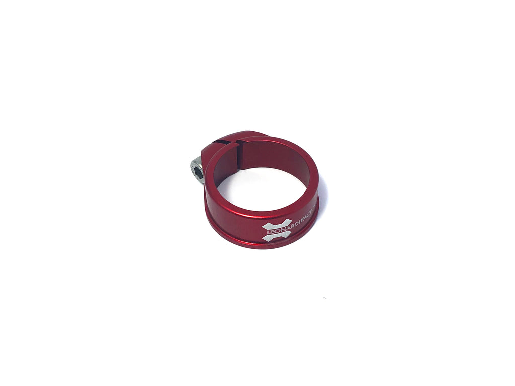 Seat post clamp 31.8 mm