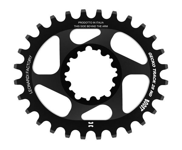 SRAM® BOOST GECKO TRACK CHAINRING - OFFSET 3 E.C.