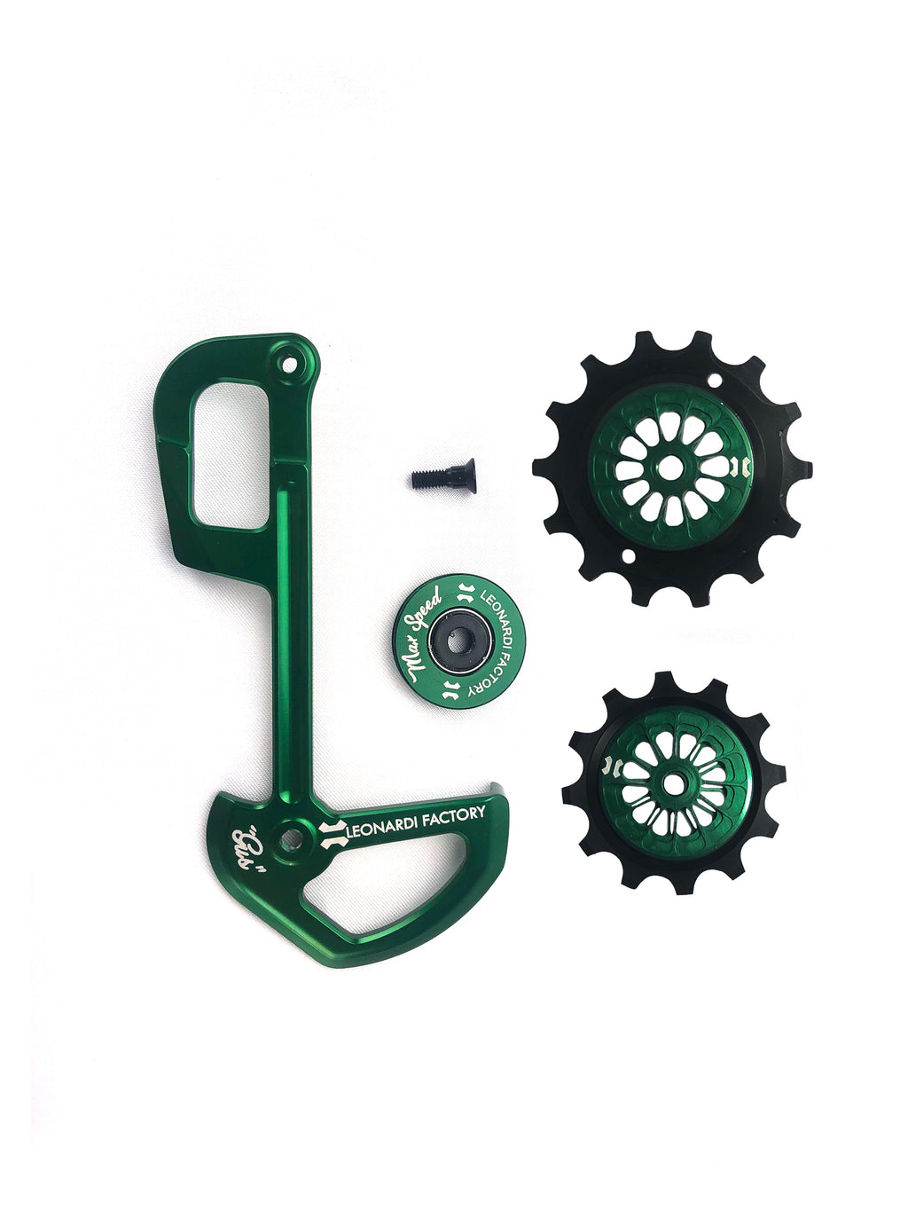 SPECIAL OFFER + PULLEYS + CAGE FOR SRAM