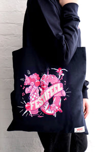 Festifeel Tote Bag