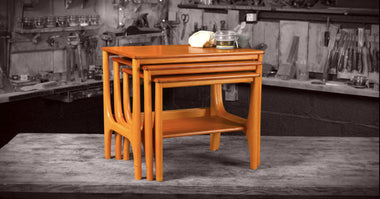 How To Restore Nathan Teak Furniture (Step-by-Step Guide)
