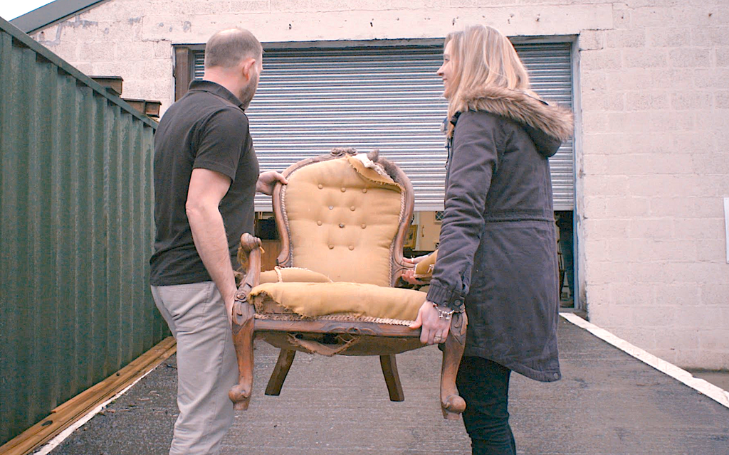 Restoring a Victorian Windsor Spoon Back Chair