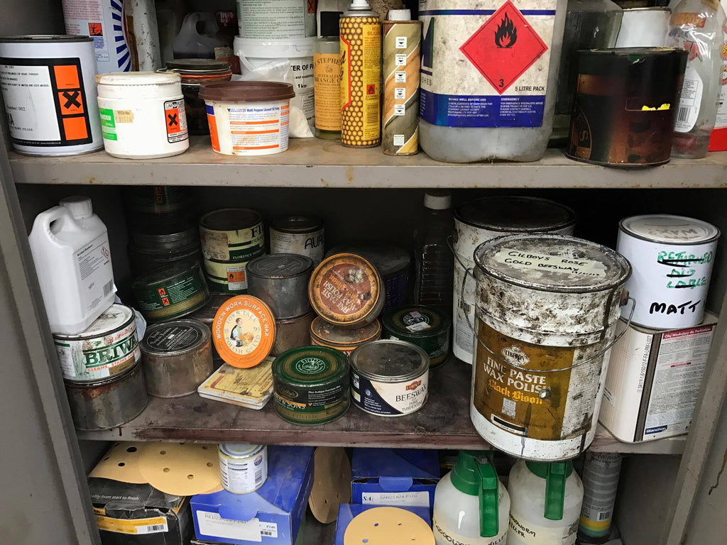 Twenty years of wax - What Is Best Wood Polish For Antique And Vintage Furniture? Gilboy's