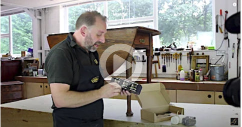 Video: how to use gilboys furniture polish