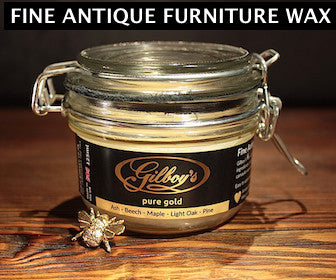 pure gold beeswax polish
