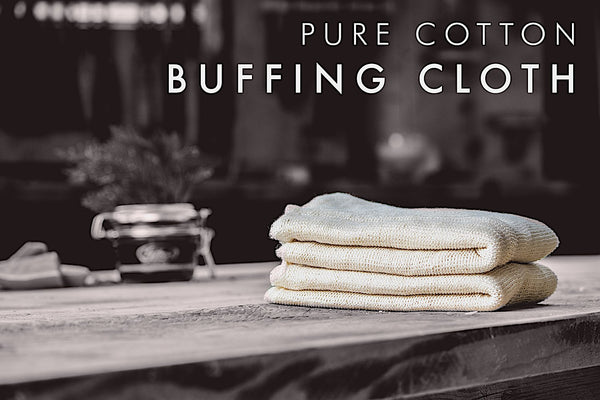 pure cotton buffing cloth