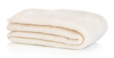 buffing and polishing cloth - 100% pure cotton open-weave