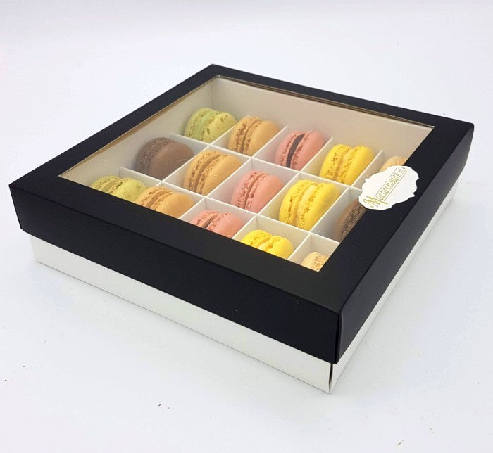 15 macarons de Paris in luxe doosje