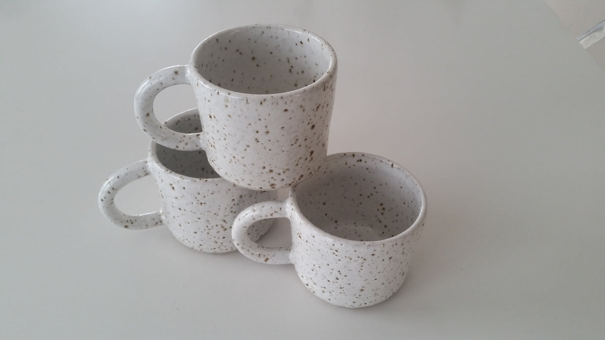 Chocolate freckle mug
