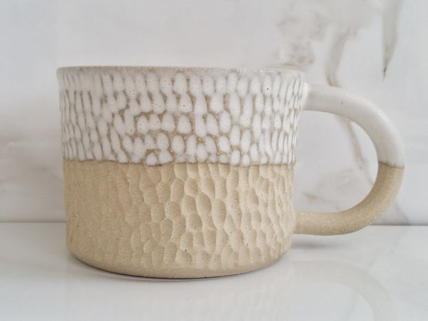 Hammered Mugs