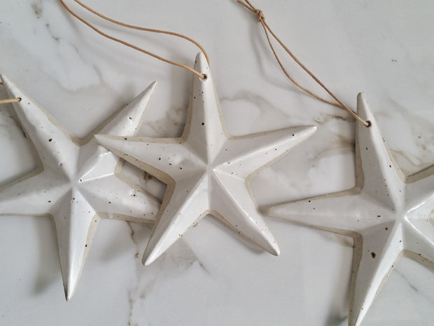 Xmas Star - tree decoration