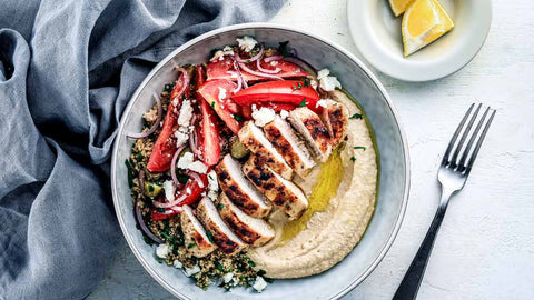grocery-delivery-london-uk-fast-cheap-grocemania-easy-to-make-grilled-chicken-shawarma-hummus-bowls