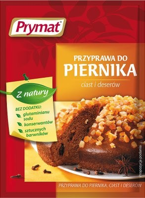 Grocery Delivery London - Prymat Przyprawa do Piernika same day delivery