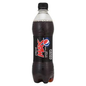 Grocery Delivery London - Pepsi Max 500ml same day delivery