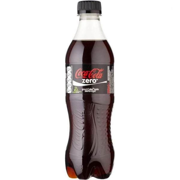 Grocemania Grocery Delivery London| Coca-Cola Zero 500ml