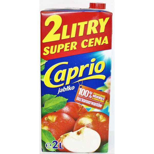 Grocery Delivery London - Caprio Jabłko 2L same day delivery