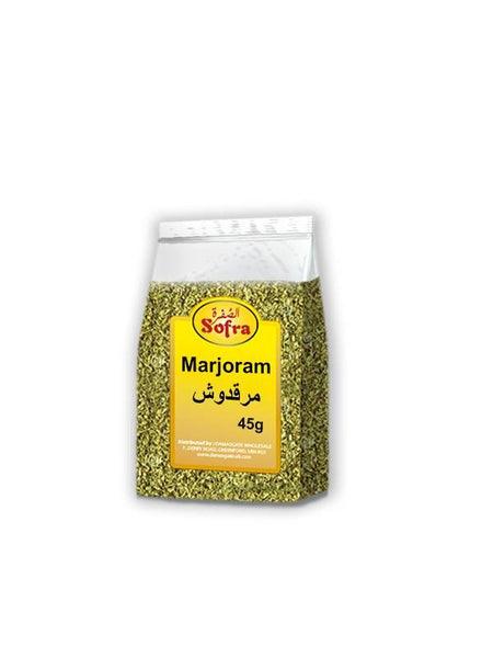 Grocemania Grocery Delivery London| Marjoram 45g