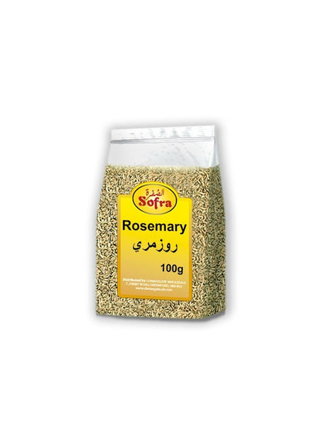 Grocemania Grocery Delivery London| Rosemary spice 100g