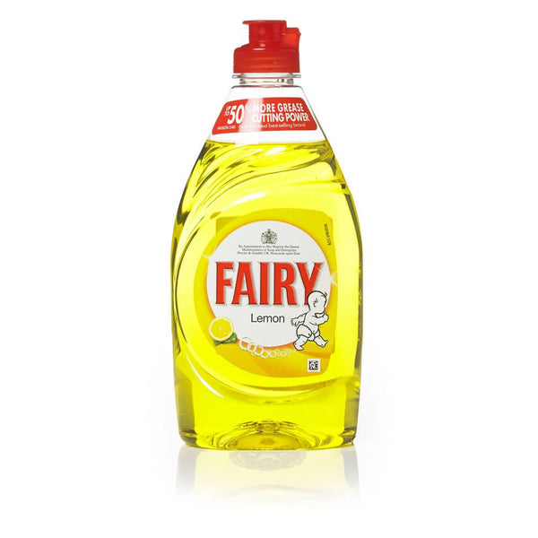 Grocemania Grocery Delivery London| Fairy Lemon 433ml
