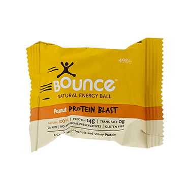 Grocemania Grocery Delivery London| Bounce Protein Ball Peanut
