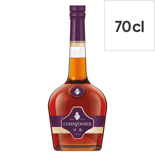 Grocery Delivery London - Courvoisier 70cl same day delivery