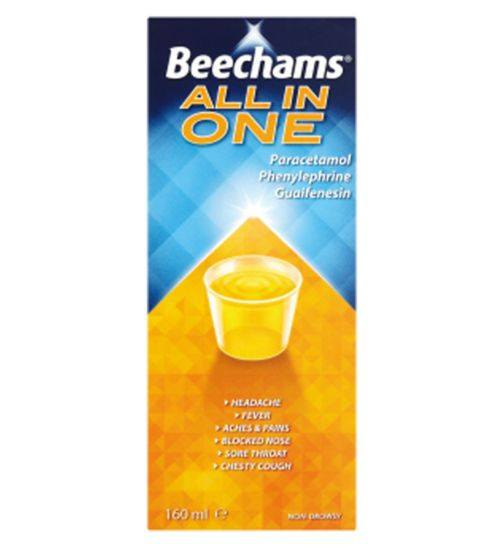 Grocery Delivery London - Beechams All in One same day delivery