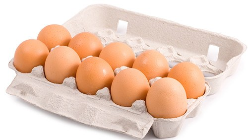 Grocemania Grocery Delivery London| Box of eggs (10 Pieces)