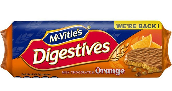 Grocemania | Mc Vities Digestive Orange 300g | Online Grocery Delivery