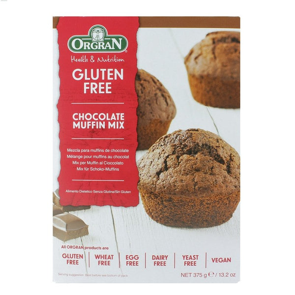 Grocemania Grocery Delivery London| Organ Chocolate Muffin Mix