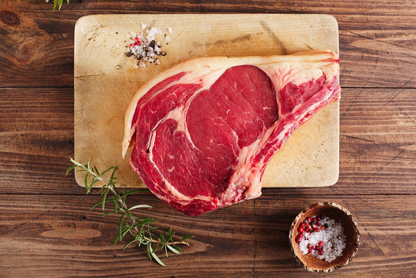 Grocery Delivery London - Rib-Eye Steak 250g same day delivery