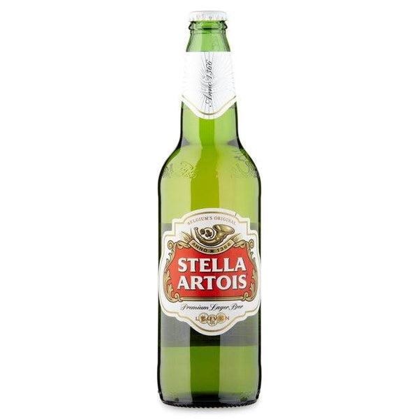 Grocemania Grocery Delivery London| Stella Artois Lager 660ml