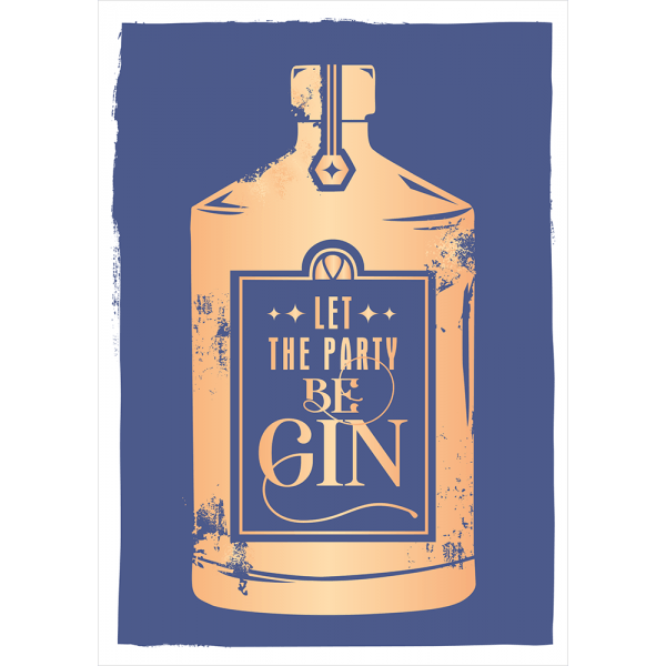 Grocery Delivery London - Gin Party Set same day delivery