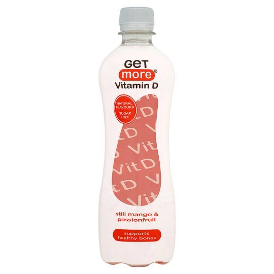 Grocemania Grocery Delivery London| Get More Vitamin Drink 500ml