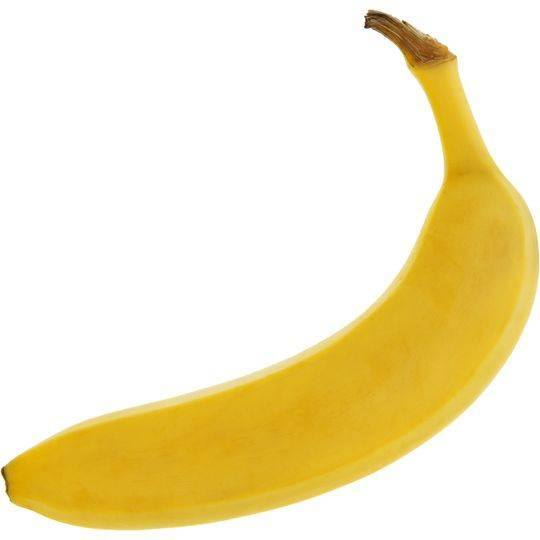 Grocery Delivery London - Banana (Single) same day delivery