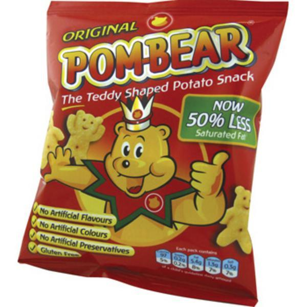 Grocemania Grocery Delivery London| Pom-Bear Original 19g