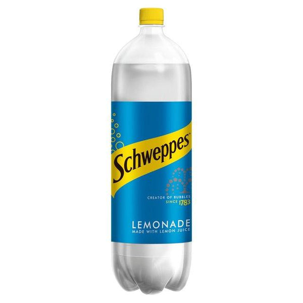 Grocemania Grocery Delivery London| Schweppes Lemonade 2L