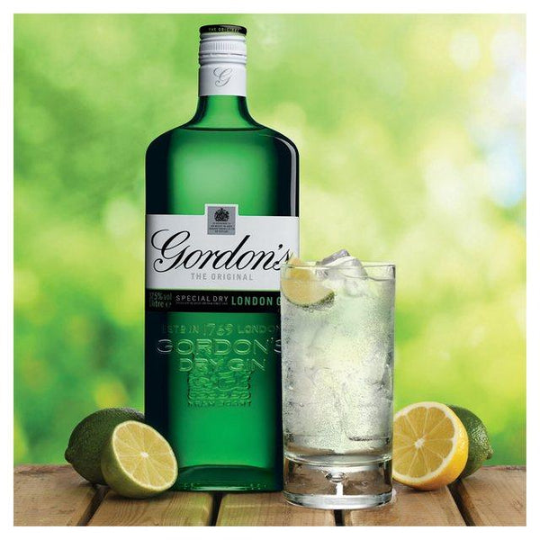 Grocemania Grocery Delivery London| Gordons Gin 1L