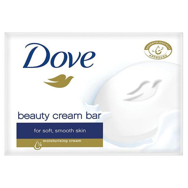 Grocery Delivery London - Dove Beauty Cream Bar 1 bar same day delivery