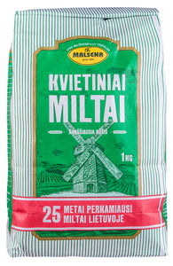 Grocery Delivery London - Wheat Flour 550D, Malsena 1kg same day delivery