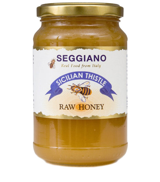 Grocemania Grocery Delivery London| Seggiano Sicilian Thistle Honey 500g