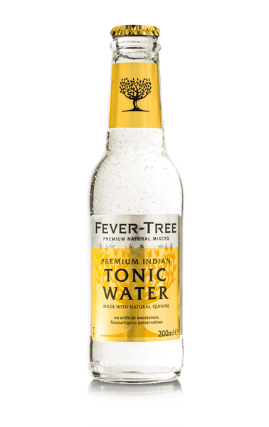 Grocery Delivery London - Fever Tree -Indian Tonic Water 200ml same day delivery