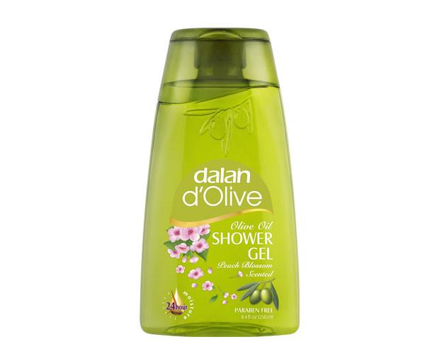 Grocemania Grocery Delivery London| Dalan D'Olive Shower Gel Olive Oil
