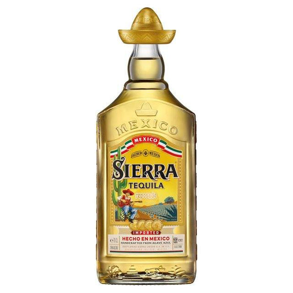 Grocemania Grocery Delivery London| Sierra Tequila 50cl