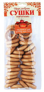 "Grocery Delivery London - Bagels ""Gorchichnye"", Hlebodar 270g same day delivery"