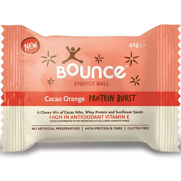 Grocery Delivery London - Bounce Cacao Orange same day delivery