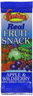 Grocemania Grocery Delivery London| Fruit snack 15g