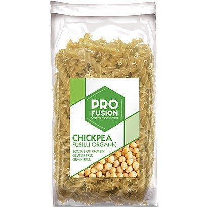Grocemania Grocery Delivery London| ProFusion Chickpea Fusilli Organic 300g