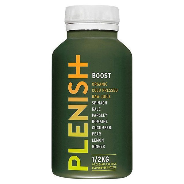 Grocemania Grocery Delivery London| Plenish Boost Organic 250ml