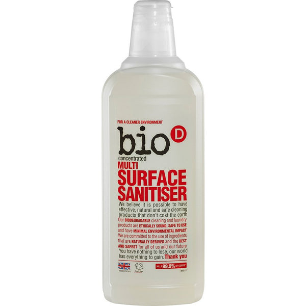 Grocery Delivery London - Bio-D Washing-up Liquid 750ml same day delivery