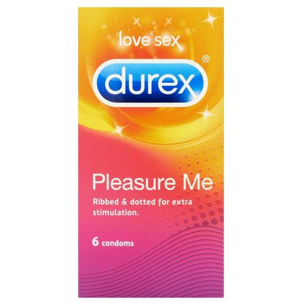 Grocemania Grocery Delivery London| Durex Pleasure Me